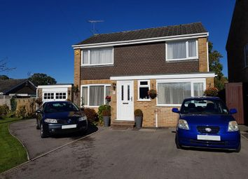 Thumbnail 4 bed detached house for sale in Saltings Road, Upton, Poole