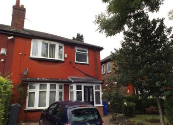 Thumbnail 3 bed semi-detached house for sale in Birchfields Road, Manchester, Greater Manchester, Uk