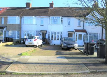 Thumbnail 3 bed terraced house for sale in Greenwood Avenue, Enfield, Greater London