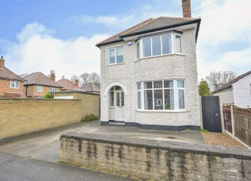 Thumbnail 3 bed detached house for sale in Devonshire Avenue, Long Eaton, Nottingham