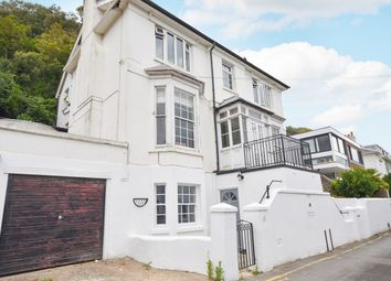 Thumbnail 1 bed flat for sale in Radnor Cliff, Folkestone