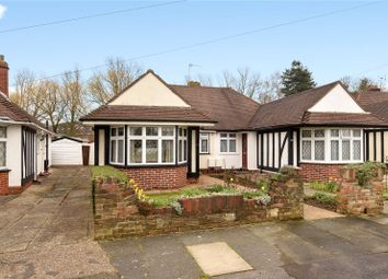 Thumbnail 3 bed semi-detached bungalow for sale in Cardinal Road, Ruislip, Middlesex