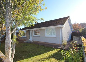 Thumbnail 3 bed detached bungalow for sale in 16 Moray Drive, Balloch, Inverness, Highland.