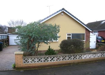 Thumbnail 3 bed bungalow for sale in Rowcroft Road, Coventry