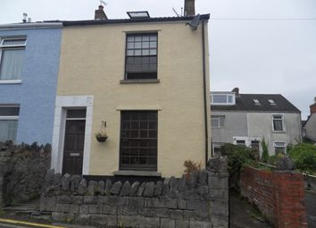 Thumbnail 2 bedroom terraced house to rent in Gloucester Place, Mumbles, Swansea