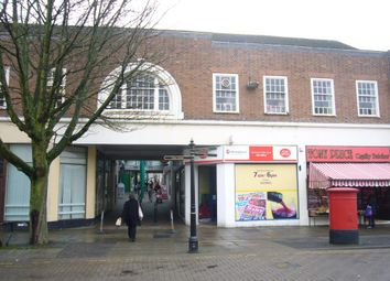 Retail premises to let in 27 Merrial Street, Newcastle-Under-Lyme, Staffordshire ST5