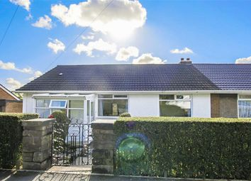 Thumbnail 3 bed semi-detached bungalow for sale in Back Lane, Baxenden, Lancashire