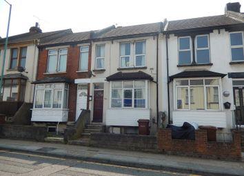 Thumbnail 1 bed flat to rent in Canterbury Street, Gillingham, Kent.