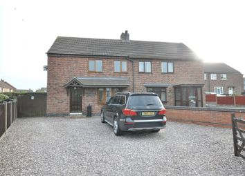 Thumbnail 3 bed semi-detached house for sale in Hawthorn Avenue, Netherseal, Swadlincote