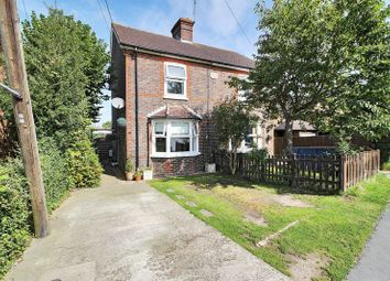 Thumbnail 2 bed semi-detached house for sale in Church Lane, Copthorne, West Sussex
