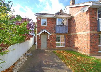 Thumbnail 3 bed semi-detached house for sale in 77 Esker Wood Drive, Lucan, Dublin