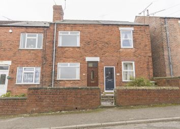2 bed terraced house for sale in Knighton Street, North Wingfield, Chesterfield S42