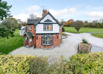Thumbnail 5 bed property for sale in Pickford Grange Lane, Allesley, Coventry