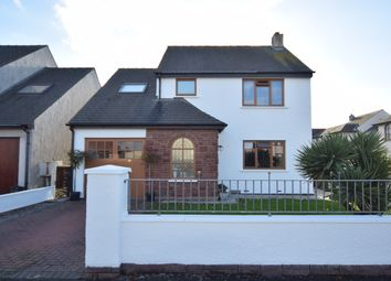 Thumbnail 4 bedroom detached house for sale in Central Drive, Walney, Cumbria