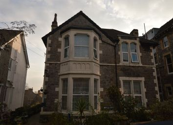 Thumbnail 3 bed flat for sale in Shrubbery Road, Weston-Super-Mare