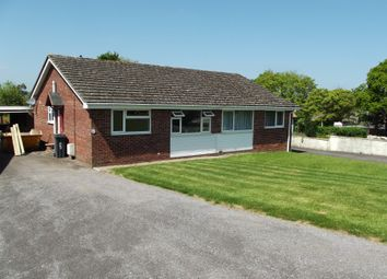 Thumbnail 2 bed semi-detached bungalow for sale in Woodbury Park, Axminster