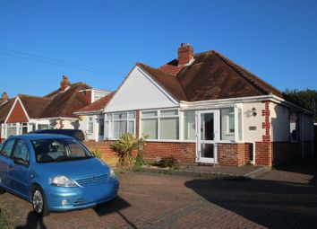 Thumbnail 2 bed bungalow to rent in The Crossway, Fareham