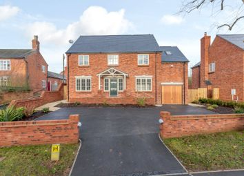 Thumbnail 4 bed detached house for sale in Main Street, Marston Trussell, Market Harborough, Leicestershire
