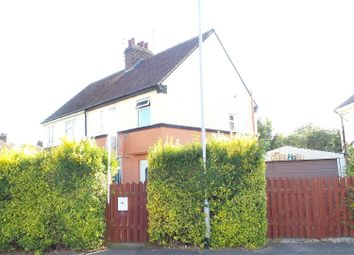 Thumbnail 3 bed semi-detached house for sale in Portland Avenue, Peterborough