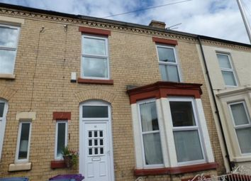 Thumbnail 3 bed property to rent in Claremont Road, Wavertree, Liverpool