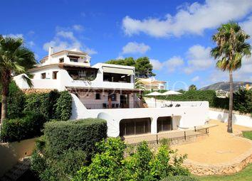 Thumbnail 4 bed villa for sale in 03724, Moraira, Alicante, Valencia, Spain