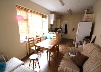 Thumbnail 6 bed end terrace house to rent in Fosse Road South, West End, Leicester