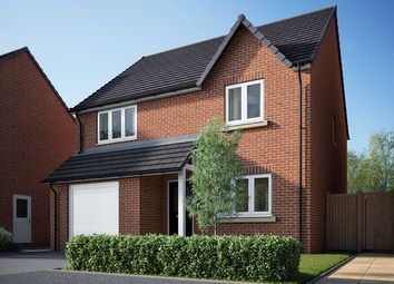 "Thumbnail 4 bed detached house for sale in ""The Goodridge"" at Poppy Drive, Sowerby, Thirsk"