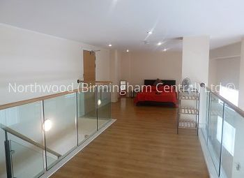 Thumbnail 1 bed flat to rent in Abacus Building, Bradford Street, Birmingham