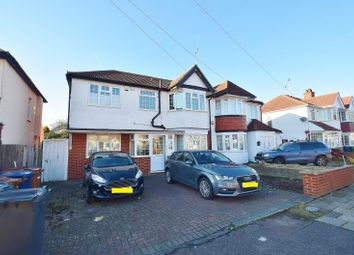 Thumbnail 3 bedroom flat for sale in Lulworth Gardens, Harrow, Middlesex