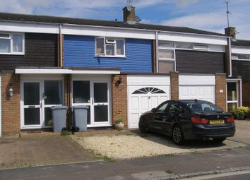 Thumbnail 3 bedroom terraced house to rent in Millmoor Crescent, Eynsham, Witney