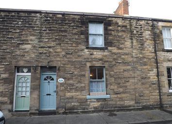 Thumbnail 2 bed terraced house for sale in Gordon Street, Amble, Morpeth, Northumberland