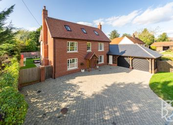 Thumbnail 5 bed detached house for sale in Work House Hill, Boxted, Colchester, Essex