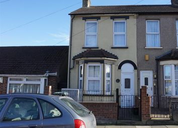 Thumbnail 2 bed end terrace house to rent in Park Avenue, Northfleet, Gravesend