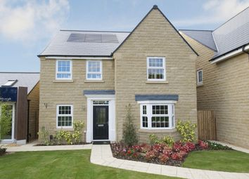 "Thumbnail 4 bed detached house for sale in ""Holden"" at Wakefield Road, Lightcliffe, Halifax"