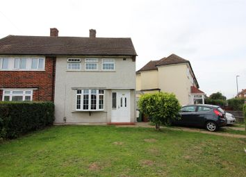 Thumbnail 3 bed semi-detached house for sale in Shannon Way, Aveley, South Ockendon