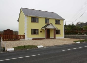 Thumbnail 4 bedroom property to rent in Cribyn, Lampeter