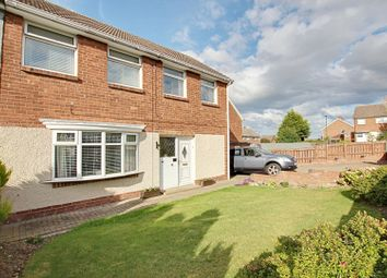 Thumbnail 3 bed semi-detached house for sale in Hardie Drive, East Boldon