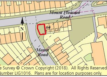 Thumbnail Land for sale in Mount Pleasant Road, Hastings