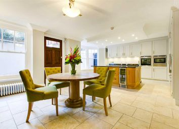Thumbnail 4 bedroom flat for sale in Fitzjames Avenue, London
