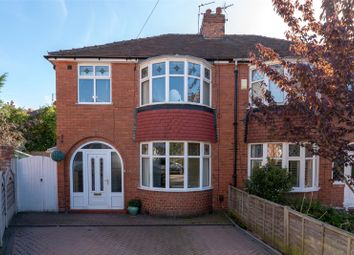 Thumbnail 3 bedroom semi-detached house for sale in Nunthorpe Gardens, York