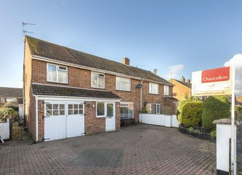Thumbnail 5 bed semi-detached house for sale in Sutton Courtenay, Oxfordshire