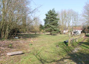 Thumbnail Land for sale in Rosemary Lane, Kelsale, Saxmundham