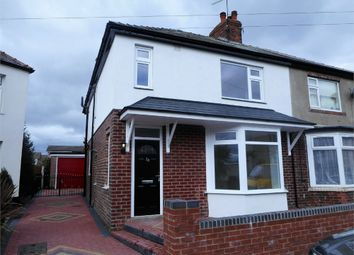 Thumbnail 3 bed semi-detached house for sale in Gateford Avenue, Worksop, Nottinghamshire
