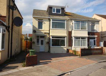 Thumbnail 5 bed semi-detached house for sale in Battenburg Avenue, Portsmouth