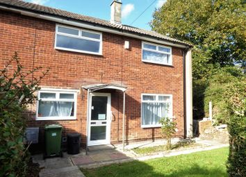 Thumbnail 3 bedroom end terrace house for sale in Stapleford Way, Swindon