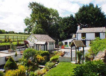 Thumbnail 2 bedroom cottage for sale in Ffordd Corwen, Treuddyn, Mold