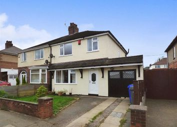 Thumbnail 3 bedroom semi-detached house for sale in Little Cliffe Road, Blurton, Stoke-On-Trent