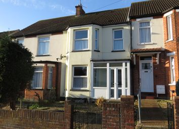 Thumbnail 4 bed terraced house for sale in Birch Avenue, Dovercourt, Harwich