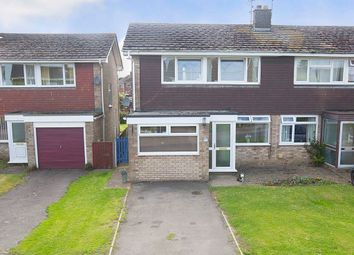 Thumbnail 3 bed semi-detached house for sale in Finch Hatton Drive, Gretton, Corby