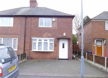 Thumbnail 3 bed semi-detached house to rent in Lellow Street, West Bromwich